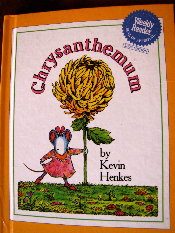 Chrysanthemum Book Activities we Love The Book Chrysanthemum